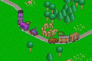 《铁路谷2》游戏画面1