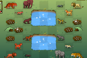 《斗兽棋3.5》游戏画面1