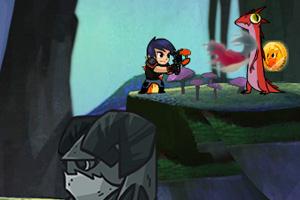 《斯拉格精灵》游戏画面1