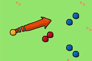 《爆炸的小球》游戏画面1