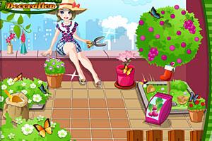 《花园装饰》游戏画面1