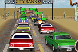 《荒漠赛车大赛》游戏画面1