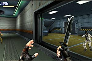 《特警的匕首》游戏画面1