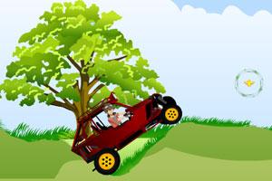 《爆丸小子草地车》游戏画面1