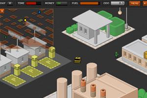 《城市出租车》游戏画面1