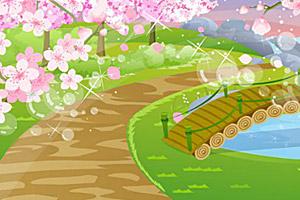 《梦想中的园林》游戏画面1