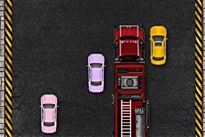 《狂奔的救火车2》游戏画面1