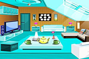 《离开客厅》游戏画面1