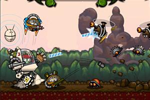 《围城之战4外星救援》游戏画面1