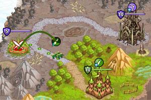 《城邦爭霸正式版1.1.1》游戲畫面1