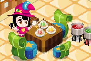《女巫餐厅》游戏画面1