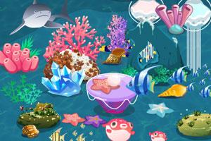 《深海中的世界》游戏画面1