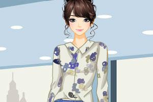 《漂亮淑女装》游戏画面1