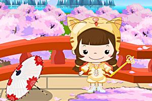《妮妮的新衣服》游戏画面1