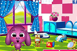 《嘟嘟的玩具室》游戏画面1