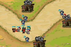 《入侵者之战无敌版》游戏画面1
