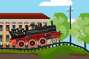 《运煤小火车》游戏画面1