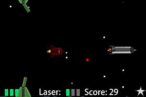 《迷你火箭》游戏画面1