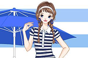 《海军美女》游戏画面1