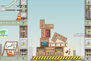 《建筑工地盖房子》游戏画面1