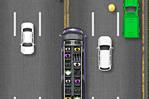 《狂奔的公交车6》游戏画面1