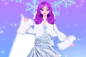 《美丽冬季新娘》游戏画面1