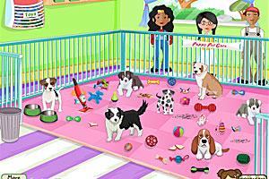 《照顾宠物》游戏画面1