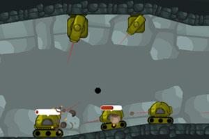 《疯狂的坦克》游戏画面1