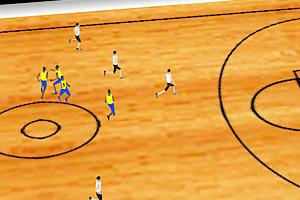 《超级篮球3D》游戏画面1