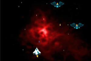《太空卡通战机》游戏画面1