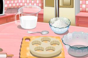 《漂亮姐姐烹饪班》游戏画面1