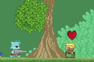 《小小弓箭手》游戏画面1