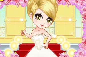 《甜蜜的新娘》游戏画面1