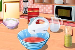 《莎拉的蛋糕》游戏画面1