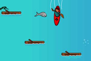 《勇敢的捕鱼者》游戏画面1