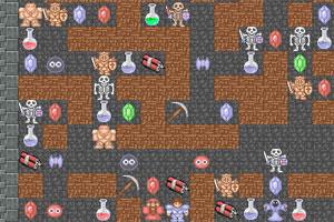 《魔塔之坑塔》游戏画面1