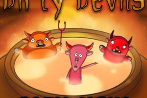 《送恶魔下油锅2》游戏画面1