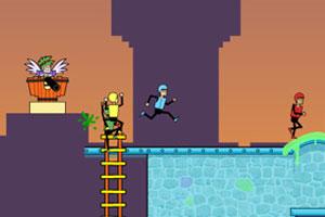 《水上游乐园争皇冠2》游戏画面1