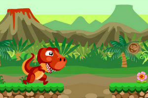 《狂奔小恐龙》游戏画面1