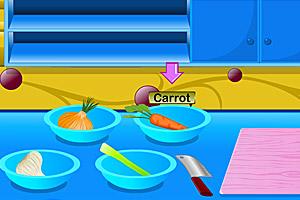 《美味西红柿汤》游戏画面1