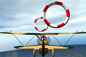 《3D滑翔机试驾》游戏画面1
