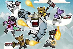 《野蛮熊部落》截图1