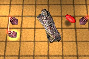 《金字塔宝石迷阵》游戏画面1