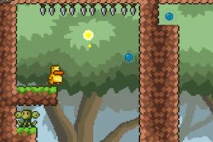 《反重力小鸭子3选关版》游戏画面1