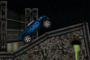 《月球大卡车》游戏画面1