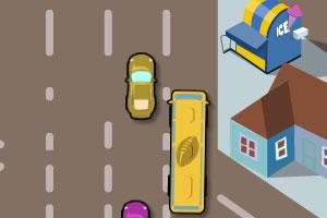 《开着公交车上班》游戏画面1