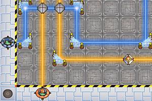 《UFO星际连线》游戏画面1