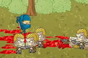 《忍者黑手党之战2正式版》游戏画面1