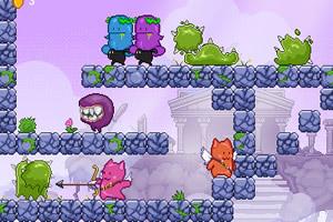 《肥猫天使2增强版》游戏画面1