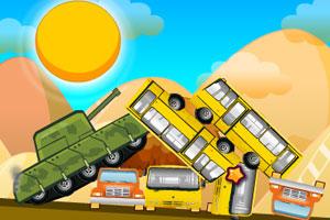 《坦克大破坏》游戏画面1